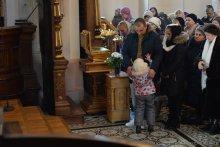 Свято-Покровский кафедральный собор, литургия, Торжество Православия