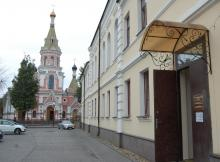г.Гродно, ул. Академическая 2 (вход в паломнический центр – 2-ой этаж, актовый зал).