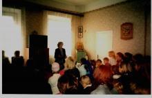 Летопись  воскресной школы при  Свято-Покровском соборе г. Гродно