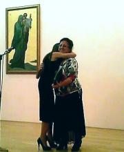 Концерт учеников Воскресной школы при Свято-Покровском соборе г.Гродно для любимых мам