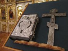 Первая исповедь учеников воскресной школы при Свято-Покровском соборе