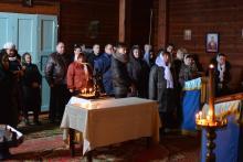 Архиерейский хор Свято-Покровсокго собора: паломничество в Жировичи. 25.12.2015