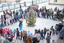 Свято-Покровский кафедральный собор Гродно, Рождественский утренник