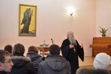 в клубе православного общения протоиерей Андрей Бондаренко