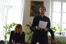 В воскресной школе состоялся очередной педагогический совет