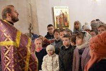 Духовник воскресной школы Свято-Покровского собора проповедь в день Торжества Православия