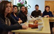 Встречи молодёжного братства при Покровском соборе: 05.04.2016