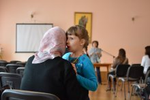 Родительский клуб, Свято-Покровский собор Гродно, встреча, психолог Анна Янчий