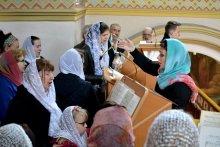 Свято-Покровский кафедральный собор Гродно, архиерейский хор
