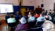 Клуб православного общения, историк и краевед Виктор Саяпин