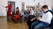 Состоялся Пасхальный утренник в воскресной школе Покровского собора