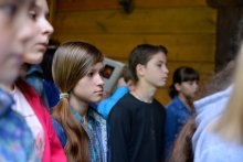 Летний слет воскресной школы Покровского собора: 2-ая смена