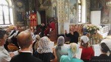 диакон Дмитрий Шепелев, XVII международная встреча псаломщиков и регентов Польской Православной Церкви