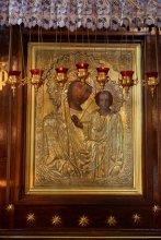 Свято-Покровский кафедральный собор Гродно, Чудотворная икона «Казанской Божией Матери»