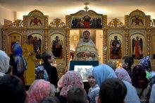 Свято-Покровский кафедральный собор Гродно, начало учебного года