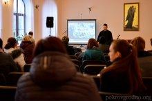Свято-Покровский кафедральный собор Гродно, Родительский клуб