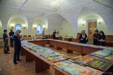 XII Международный конкурс детского творчества «Красота Божьего мира» (г. Москва)