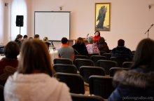 Свято-Покровский кафедральный собор Гродно, Родительский клуб, психолог Анна Янчий
