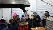 Воспитанники воскресной школы при храме Рождества Христова посетили Свято-Покровский кафедральный собор города Гродно