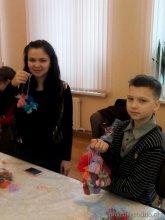 Подготовка к Рождеству Христову в воскресной школе Покровского собора