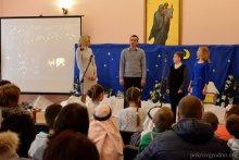 Рождественский утренник воскресной школы Покровского собора 08.01.2017