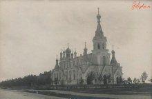 Александро-Невская церковь в Сувалках