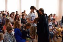 Свято-Покровский кафедральный собор, воскресная школа
