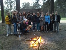 Молодёжное братство при Покровском соборе, шашлыки, природа