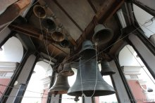 Свято-Покровский кафедральный собор Гродно, колокольня