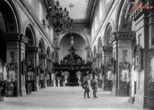 Храм близнец Покровского собора - церковь во имя Св. Благоверного Великого князя Александра Невского, г.Сувалки, Польша