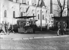 Свято-Покровский кафедральный собор Гродно, 1971г.