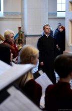 Свято-Покровский кафедральный собор, хор, Великопостный концерт 2018
