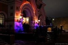Свято-Покровский собор Гродно, Рождественский сочельник