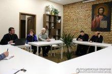 Состоялось организационное собрание, посвященное подготовке фестиваля «Коложский Благовест»