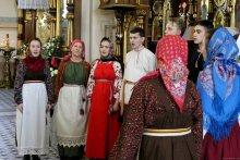 Завершился первый день конкурсных прослушиваний фестиваля «Коложский Благовест»
