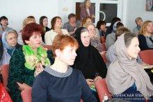 Представитель епархии принял участие в работе XXV Юбилейных Международных Кирилло-Мефодиевских чтений