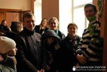 На базе Свято-Покровского кафедрального собора г.Гродно состоялся ежегодный скаутский кинофестиваль