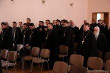 Епископ Антоний встретился с клириками Волковысского, Берестовицкого, Зельвенского, Мостовского, Свислочского, Щучинского и Вороновского благочиний